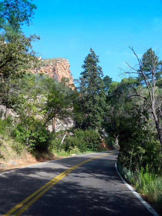 Canyon of Sedona - Markell Smith Gallery