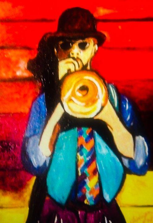 The Jazz man - Gawayne