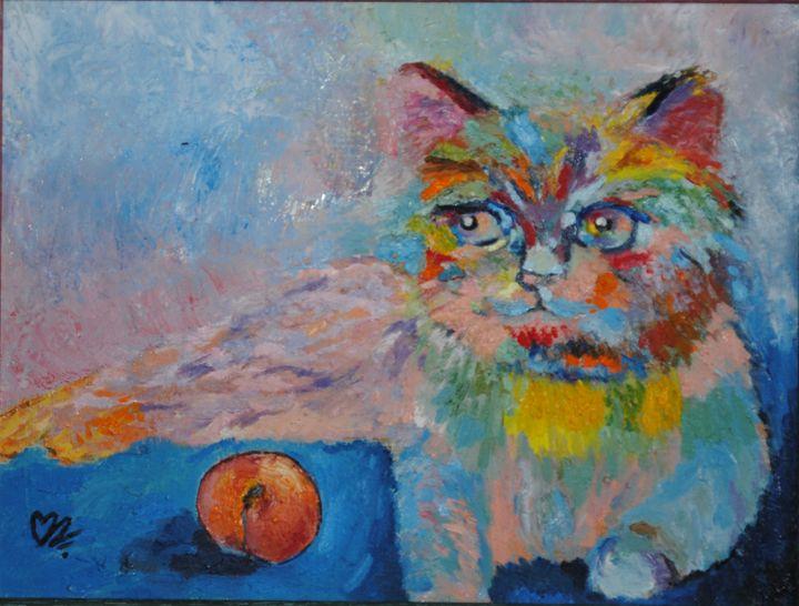 Cat - Fia Van den Berg