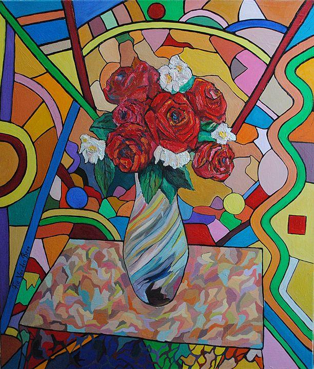 Roses - Fia Van den Berg