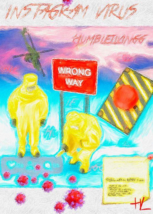 IG VIRUSES - HUMBLELIVINGG ARTZ