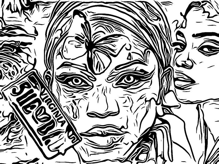 Don't Force Her to be Two faced - HUMBLELIVINGG ARTZ