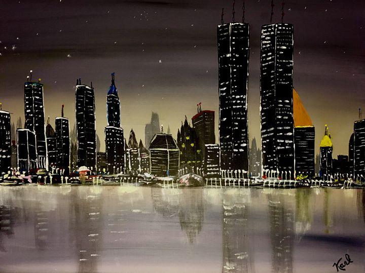 city scapes - Unger