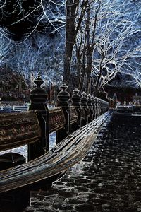 Ghostly Central Park