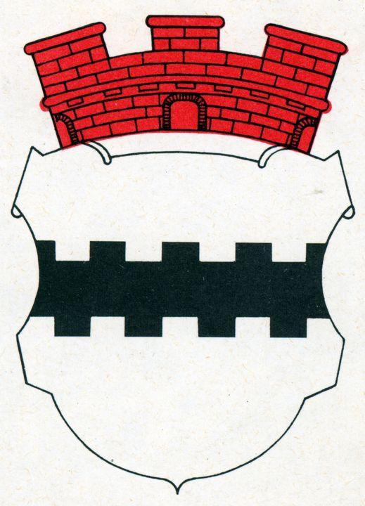 Opladener Wappen - Stadt Opladen Lev - Christine aka stine1