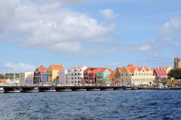 Colorful Houses of Willemstad - Christine aka stine1