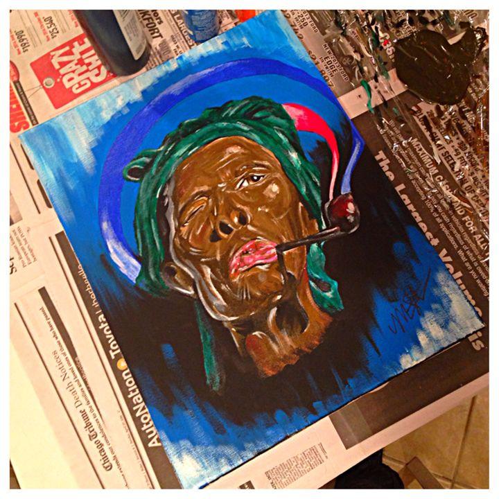 Afrocentric - Melrick's Art