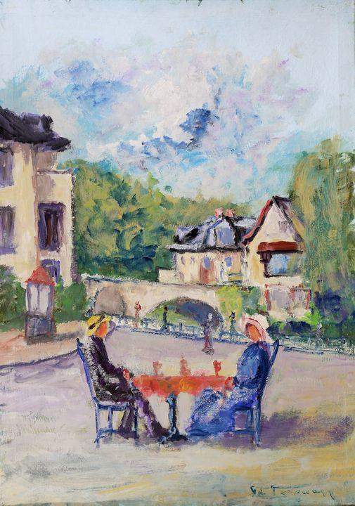 FARAONI Lucien - ArtBullot
