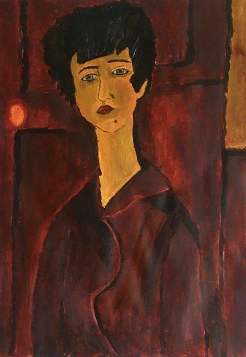 Women II - Cecilia Vilas Boas