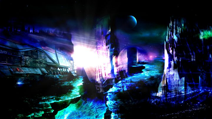 Light in the darkness - Staffprod