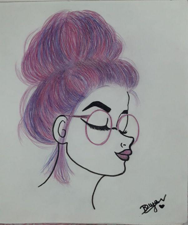 Proudly girl - Diya vassa