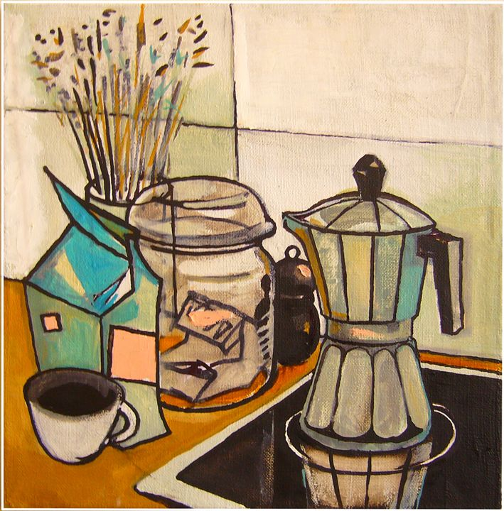 Kafe - Ivan Smolianov