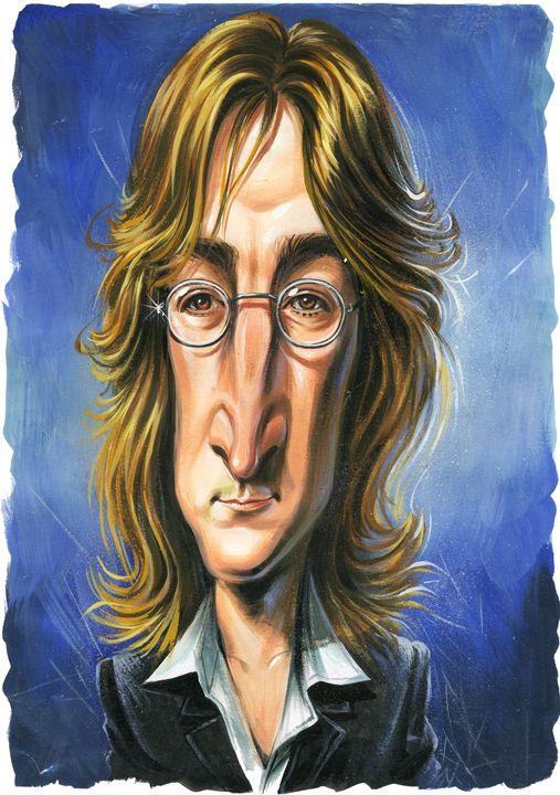 John Lennon - eakart