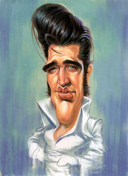 Elvis Presley - eakart