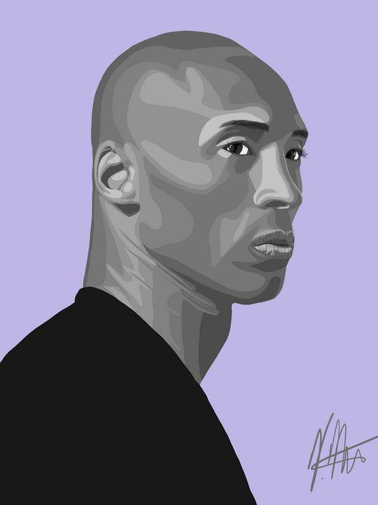 Mamba Purple - TM Art