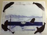 Inupiaq Eskimo print