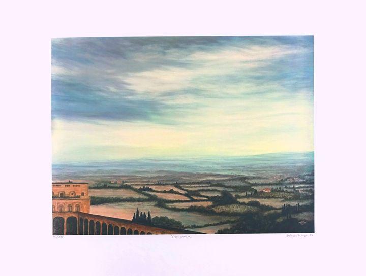 Toscana - Volker Mayr