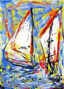 Sailboats Nr.2