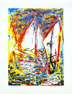 Sailboats Nr.3 of 5