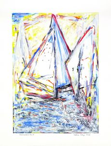 Sailboats Nr. 5 from 5
