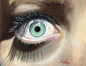 Startled Eye