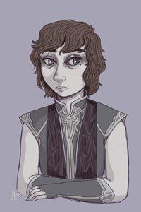 Princely Portrait