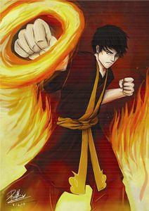 Zuko: Prince of Flames