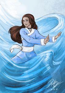 Katara: In Her Element