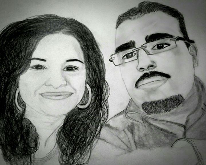 """Together"" - Peña's Portraits"