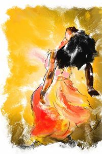 Dance Dress by Brian Tones