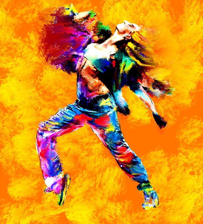 Street Dance by Brian Tones - Brian Tones