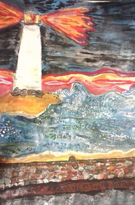 Saint Mary's Lighthouse - Tempia
