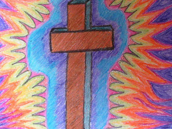 Cross of Flame - Tempia
