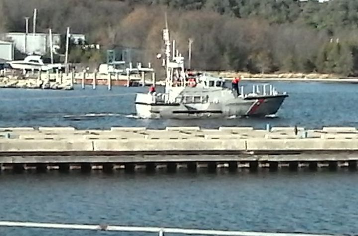 Coast Guard Ship - Tempia