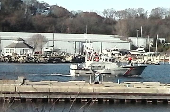 Coast Guard Grand Haven - Tempia