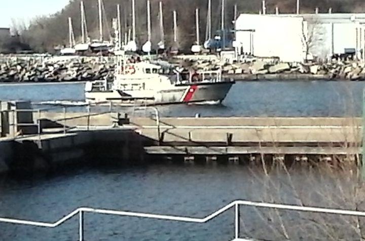 Grand Haven coast guard - Tempia