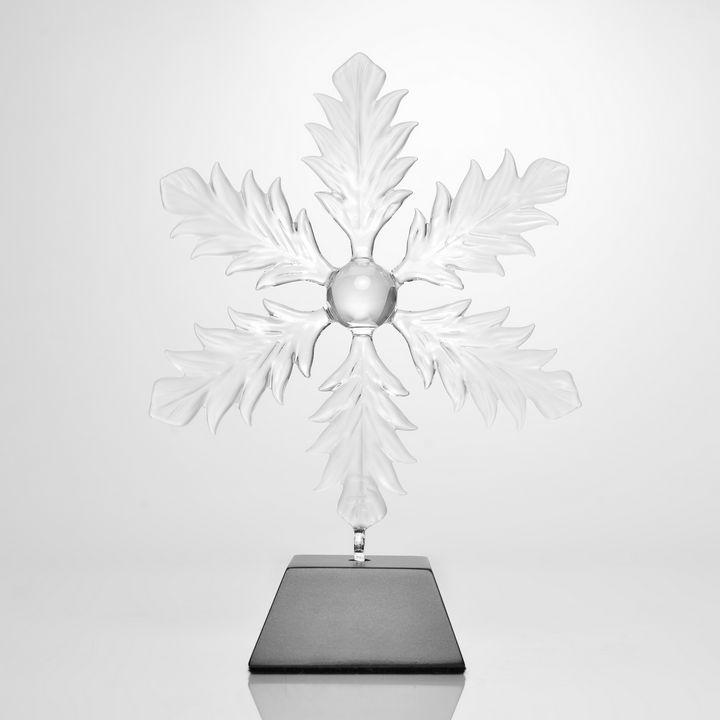 Snowflakes - MC Glass Art