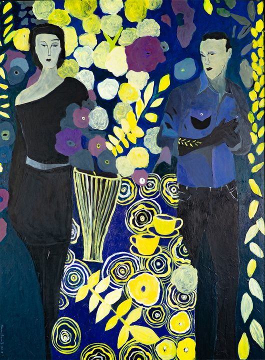 The Waiting - Marcia Biasiello Artist