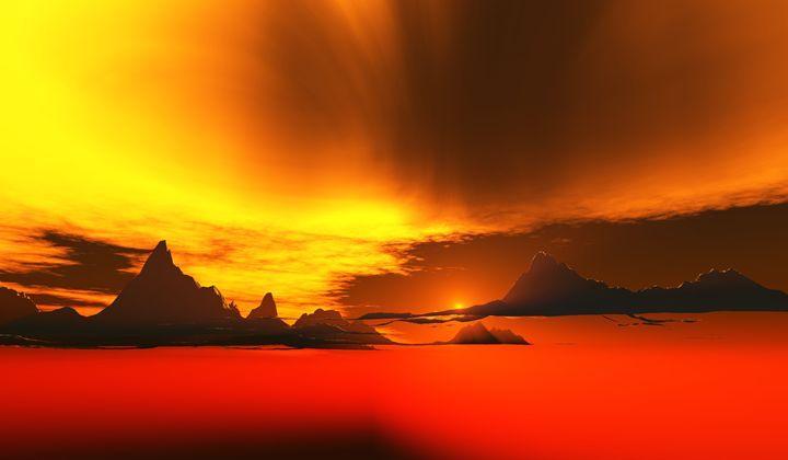 Red Dawn - eriktanghe