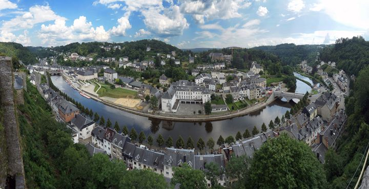 Bouillon seen from above - eriktanghe