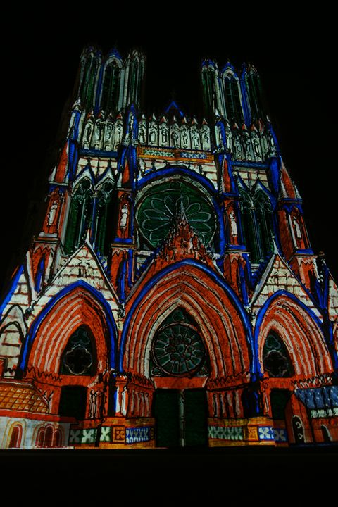 cathedral of Reims, France - eriktanghe