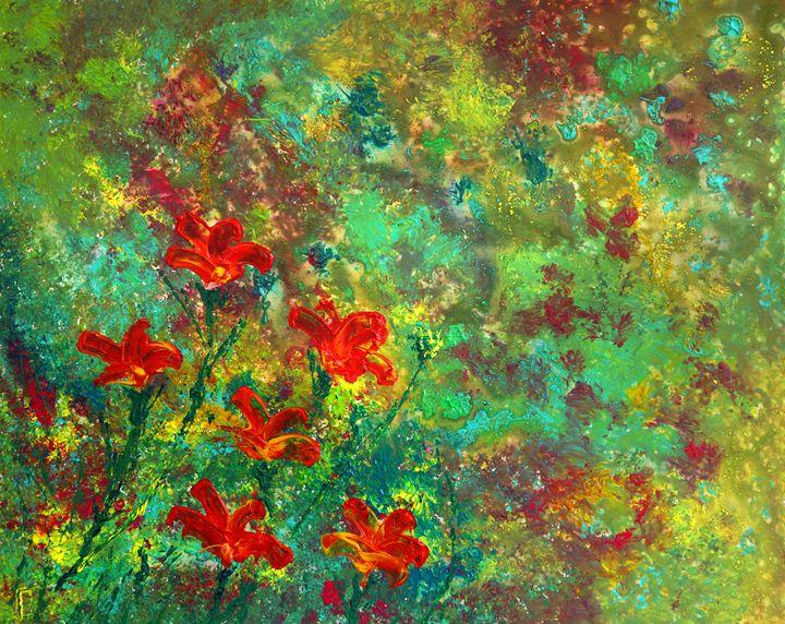 Red Flowers - eriktanghe