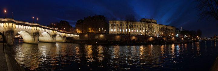 Pont Neuf paris - eriktanghe