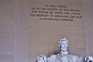 The Memory of Abraham Lincoln