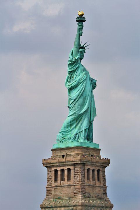 Statue of Liberty - Andrew Verdi