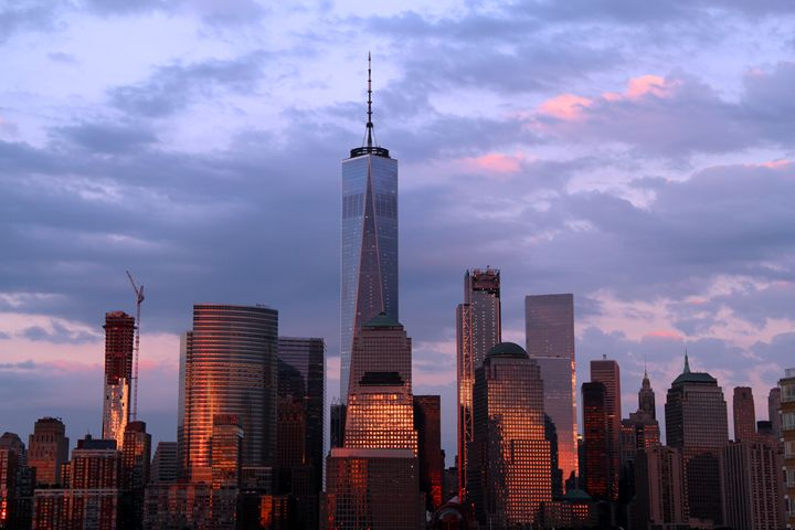 NYC Skyline at Dusk - Andrew Verdi