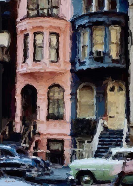 New York 50s - Ros Ruseva