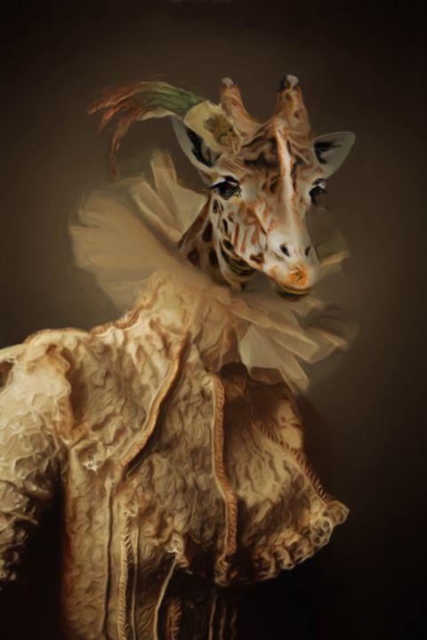 Lady Giraffe - Ros Ruseva