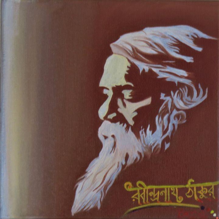 TAGORE ( Rabindranath Thakur) - My Paintings