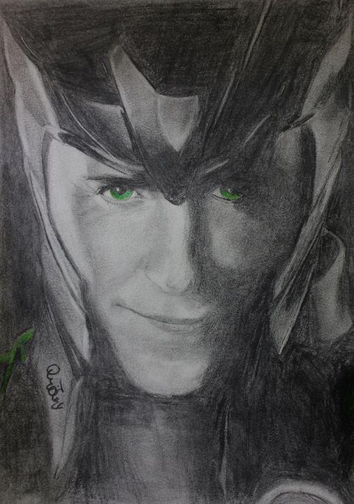 All hail Loki! - Jaedin Always